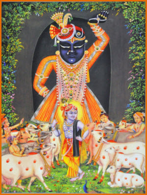 Shrinathji Darshan Gwal